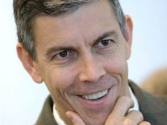 Secretary of Education, Arne Duncan