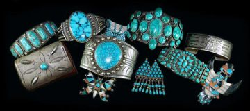 Turquoise and tears.  A perfect combo!