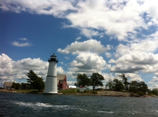 To be fair, there is a lighthouse in all of my vacation photos from where ever I go.